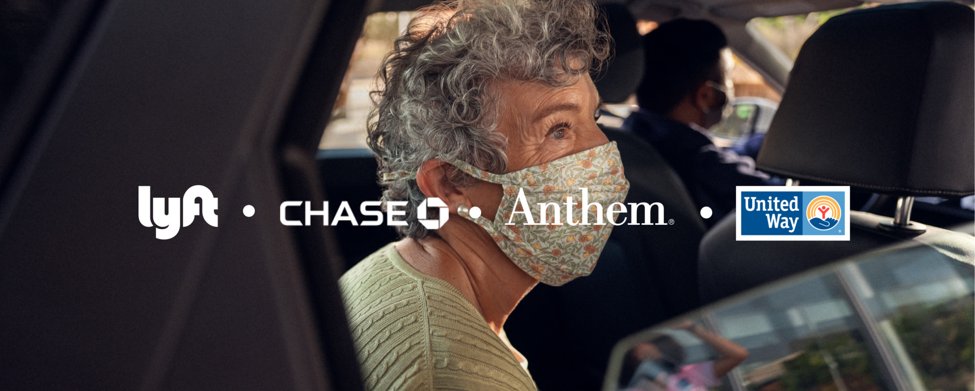 We're partnering with Anthem, JPMorgan Chase, and United Way to launch a universal vaccine access campaign